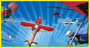 Deportes aéreos