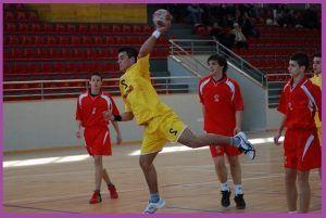 Deportes de balonmano