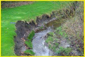 Erosión por agua
