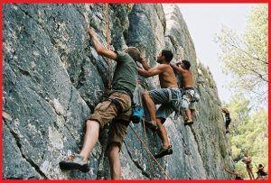 Deportes de escalada