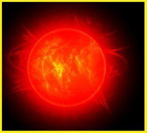 Estrella roja gigante