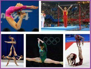 Deportes de gimnasia