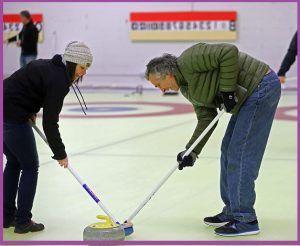 Deportes con hielo